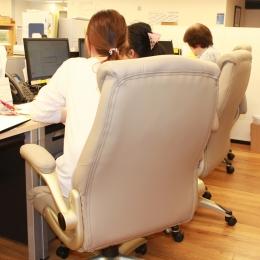 企業理念をカタチにした職場環境改善で、社員の能力を活かす