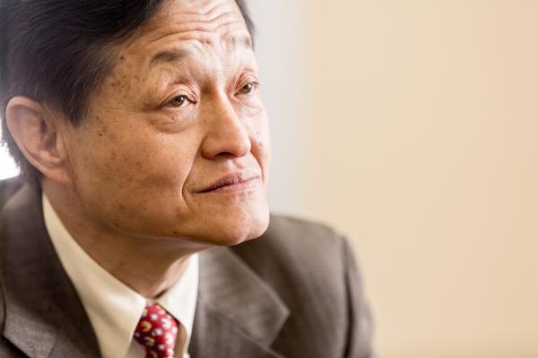 GSIクレオスの代表取締役社長の吉永直明さん
