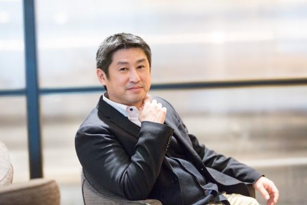 キクデンインターナショナル株式会社代表取締役社長の菊池文武さん
